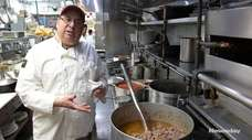 On March 23, Sal Scognamillo, co-owner of Patsy's