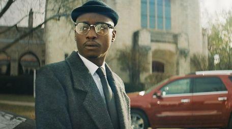 """Ashton Sanders in HBO Films' """"Native Son,"""" based"""