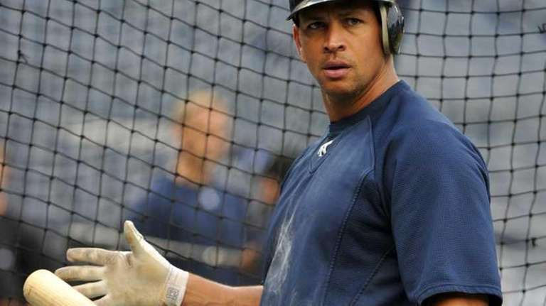 Alex Rodriguez said that no rules were being