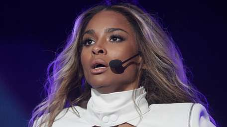 Ciara at 2016 Essence Festival in New Orleans.