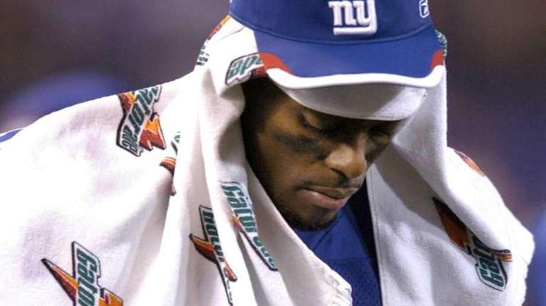Will former Giants wide receiver Plaxico Burress be