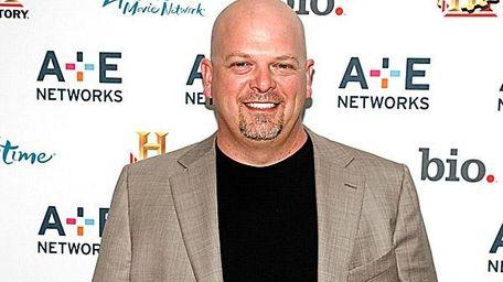 Rick Harrison of