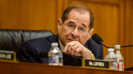 House Judiciary Committee Chairman Rep. Jerrold Nadler (D-Manhattan)