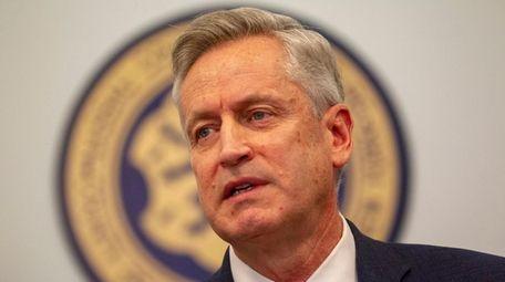 Richard Nicolello, the Republican leader of the Nassau