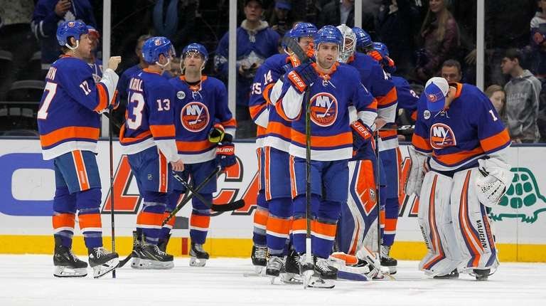 Are The Islanders Scoreboard Watching For Playoff Positioning