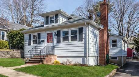 This Locust Valley home is listed for $479,000.
