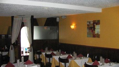 Saffron, in Glen Head, is the successor restaurant