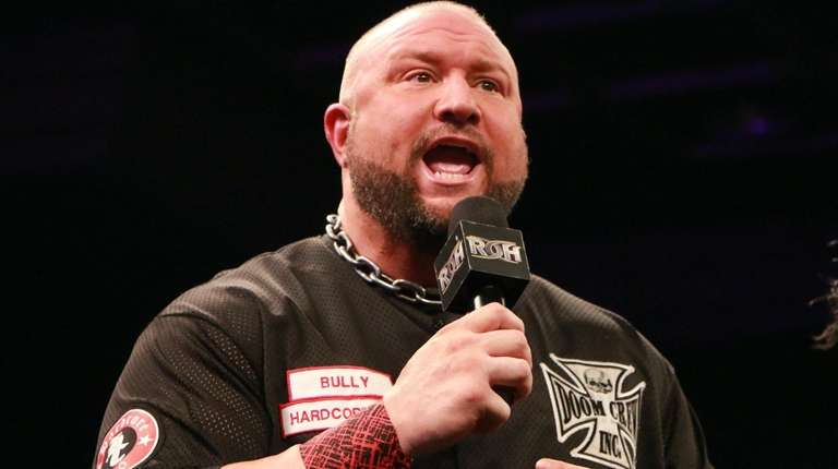 Huntington native Bully Ray returns to Madison Square