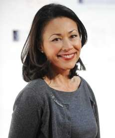 Ann Curry attends the Robert F. Kennedy Center