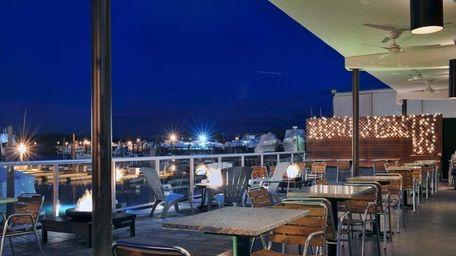 The Patio restaurant in Freeport. Handout art. June