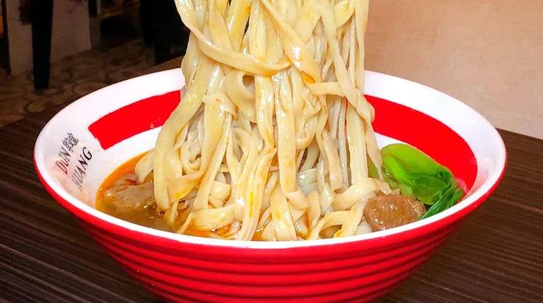Chinese restaurant DunHuang Noodles to open in Syosset