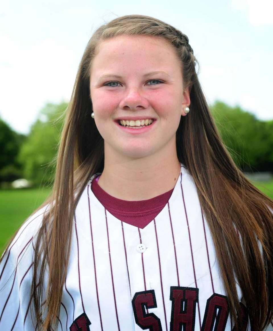 COURTNEY SYRETT Bay Shore, Catcher, Soph. A five-tool