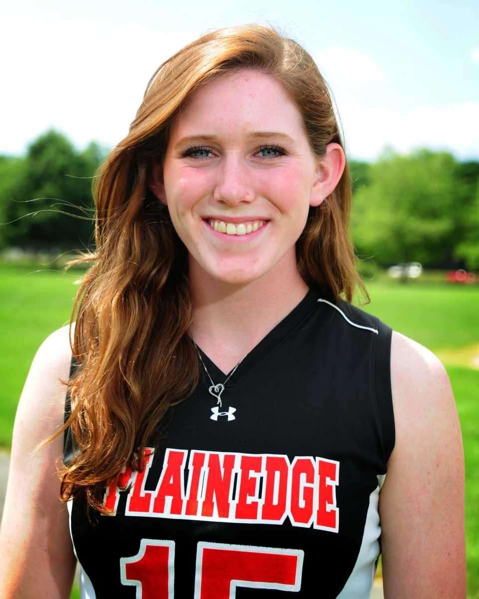 MICHELE DAUBMAN Plainedge, Pitcher, Sr. The Fordham-bound Section
