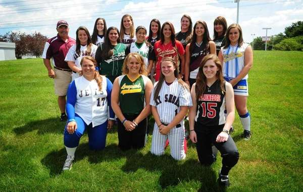 Newsday's 2011 All-Long Island softball team