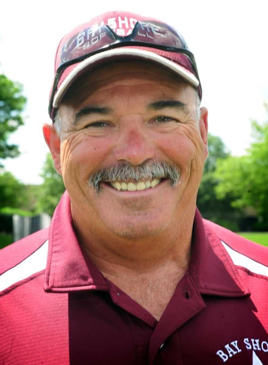 JIM MCGOWAN Suffolk coach of the year Bay