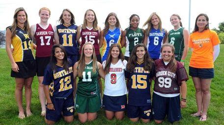 2011 All-Long Island girls lacrosse team