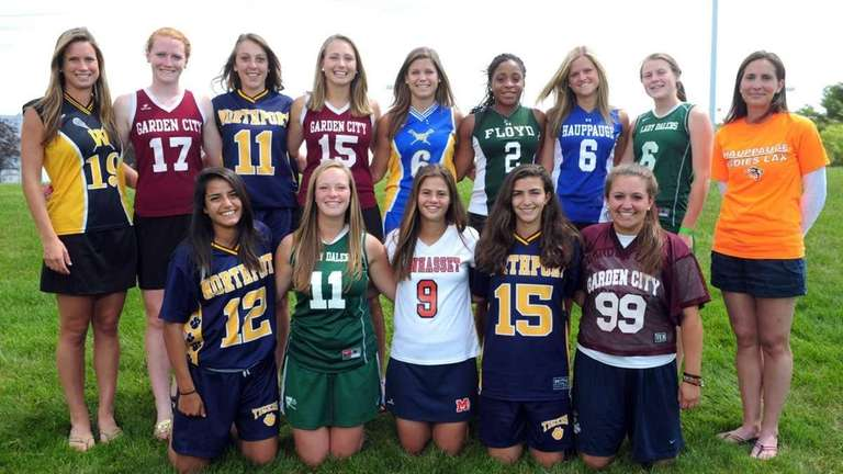 2011 All-Long Island girls lacrosse team
