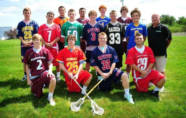 The 2011 Newsday All-Long Island high school boys