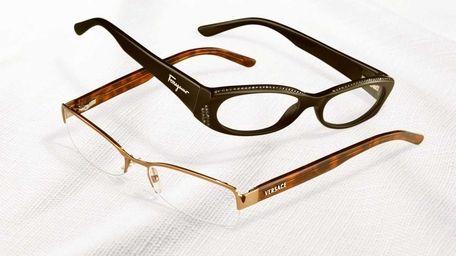 Ferragamo glasses will be available through Marchon fall