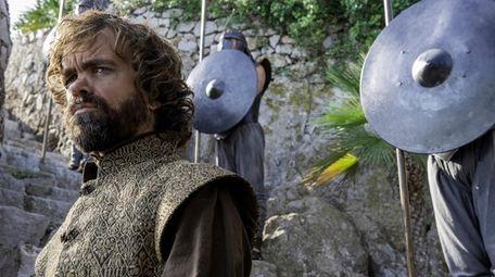 """Peter Dinklage in Season 6 of HBO's """"Game"""
