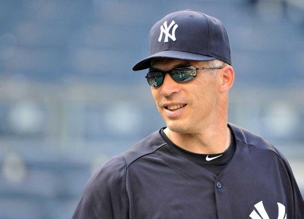 New York Yankees manager Joe Girardi (28) during