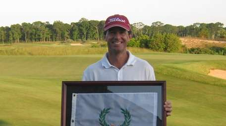 Scott Ford won on the Assistants Tour at