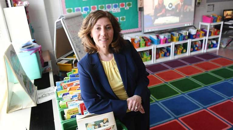 Lisa Mato, the Longwood district's director of special