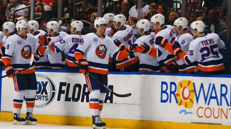 Islanders Playoff Picture Becomes Clearer After Win Over Panthers