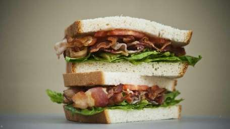 The BLT at Dugan's Sandwich Shop in Woodbury