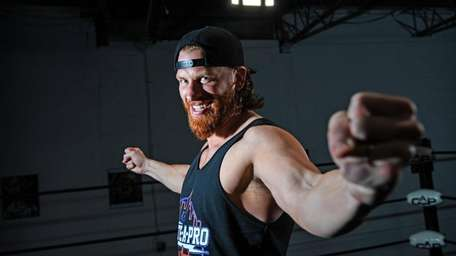 Hawkins opened Create A Pro Wrestling Academy in