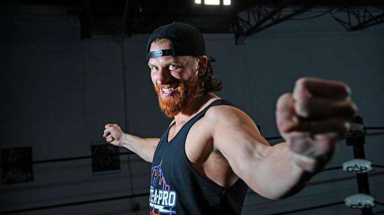 Hawkins opened Create A Pro Wrestling Academy in