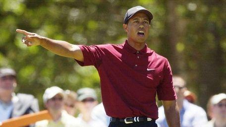 2004 U.S. Open at Shinnecock Hills Tiger Woods
