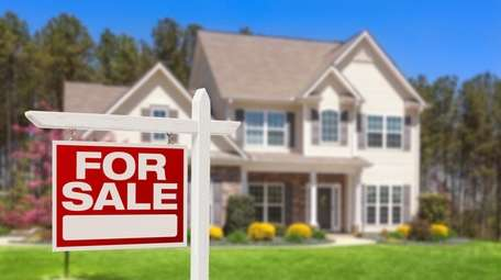 The national median home price hit a record,