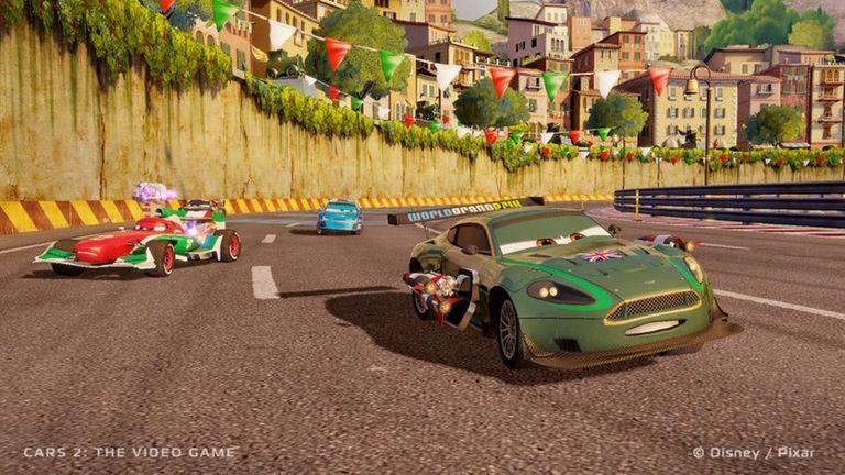 Disney S Cars 2 The Video Game Impresses Newsday