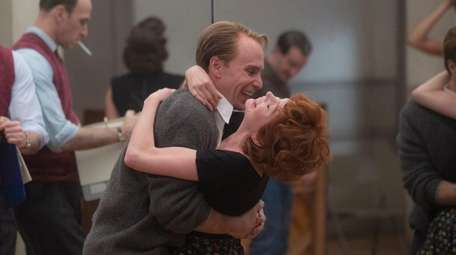 Sam Rockwell as Bob Fosse, Michelle Williams as