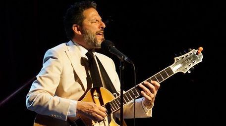 "John Pizzarelli will perform ""A Centennial Celebration of"