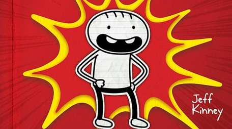 "Jeff Kinney's ""Diary of an Awesome Friendly Kid:"