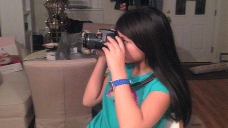Kidsday reporter Grace Araoz, of Bayville Intermediate School,