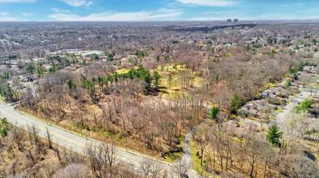A parcel of land in North Hills that