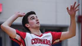 St. John the Baptist's Matthew Dolan plays during