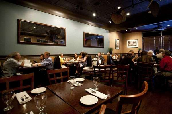 Thom Thom Steak and Seafood in Wantagh serves