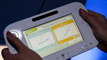 Nintendo's next video game console, the Wii U,