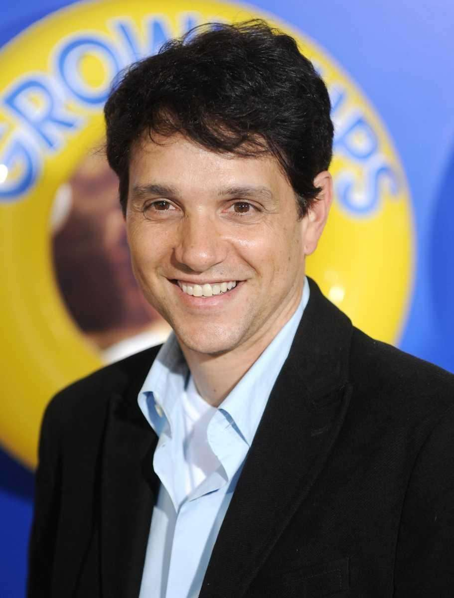 Ralph Macchio, actor, writer, director and producer, first