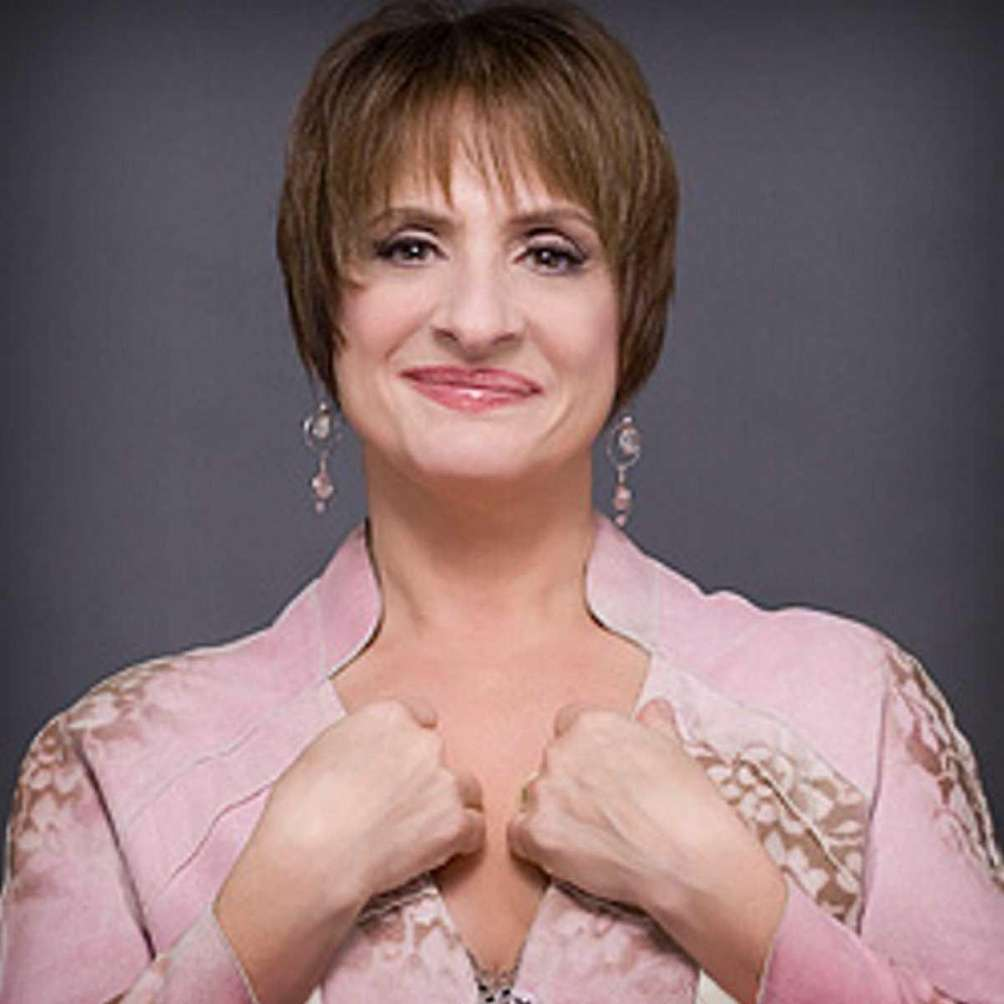 Singer/actress Patti LuPone, best known for her role