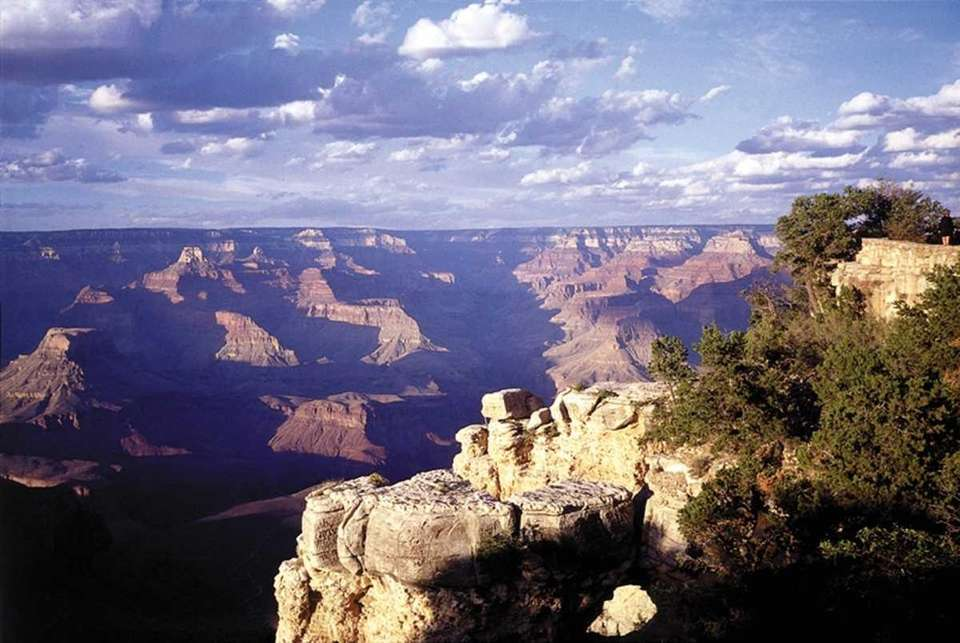 The North Rim of the Grand Canyon National