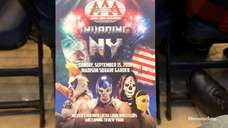 Mexican pro wrestling promotion Lucha Libre AAA held