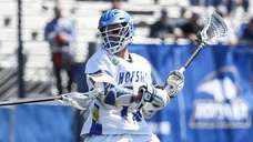 Hofstra's Ryan Tierney scored a career-high six goals
