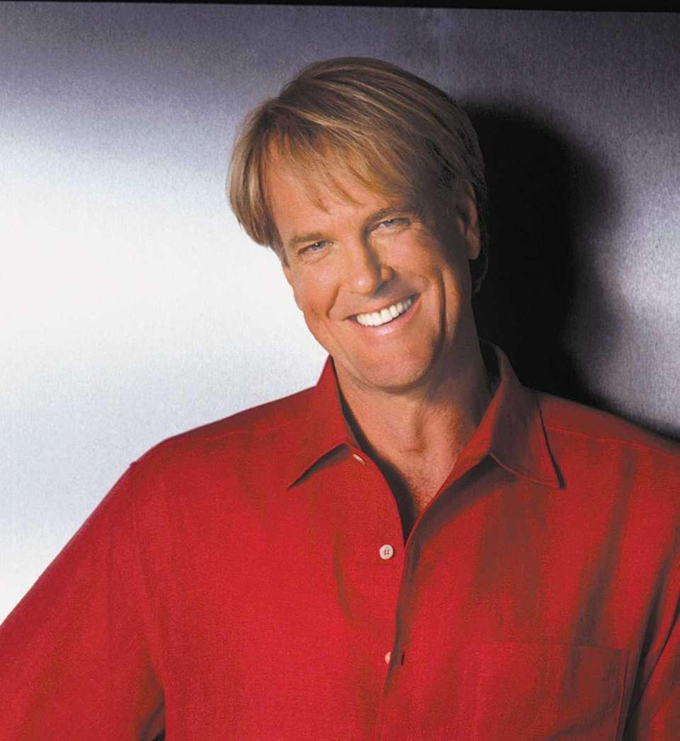 Radio host/pianist/composer John Tesh was born in Garden