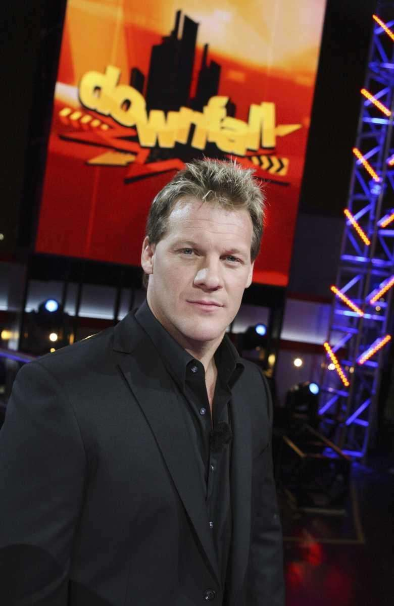 Chris Jericho, TV personality and pro wrestler, was