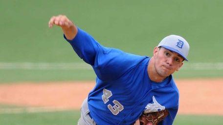 Sean Abbate and the Division baseball team will